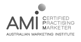 Australian marketing institute certified practising marketer